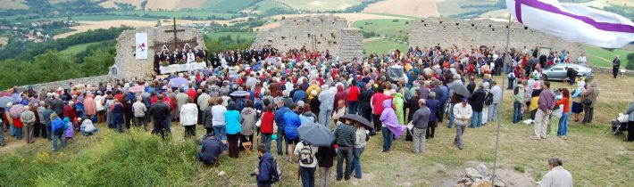 Prečo sa má chodiť na hrad Branč ?