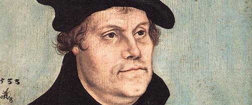 Pamiatka reformácie Dr.Martina Luthera