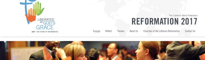 Svetový luteránsky zväz (SLZ) otvoril internetovú stránku kjubileu Reformácie