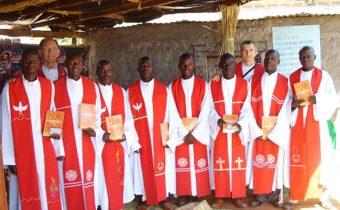 Rastie a prekvitá nová Evanjelická cirkev Concordia v Mozambiku