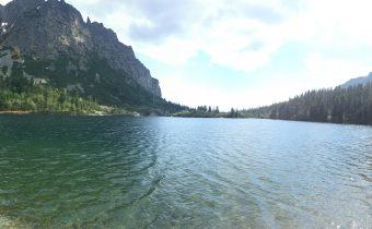 Vody v jazere Betezda
