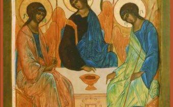 Slávnosť Svätej Trojice
