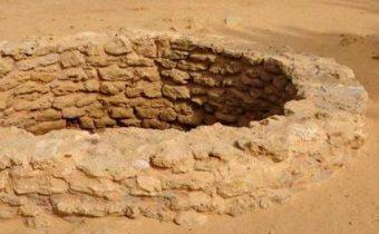 VODY – Izák, obnoviteľ studní v Geráre
