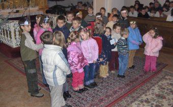 Vianočný príhovor k deťom