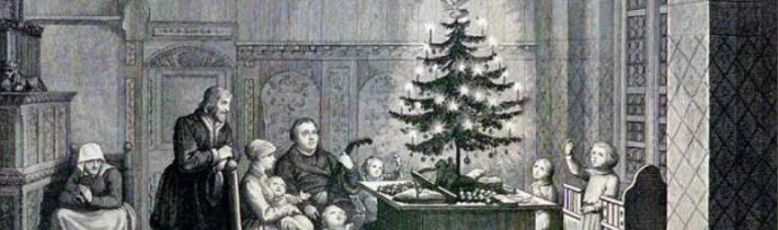 Dr. Martin Luther – Kázeň na deň Vianoc