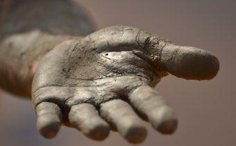 Čo máš v ruke?