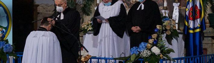 Inštalácia biskupa v SEAVC v Srbsku