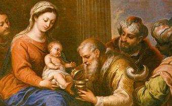Kristus a mudrci